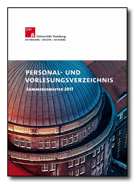 Universit t hamburg personal und vorlesungsverzeichnis for Hamburg universitat