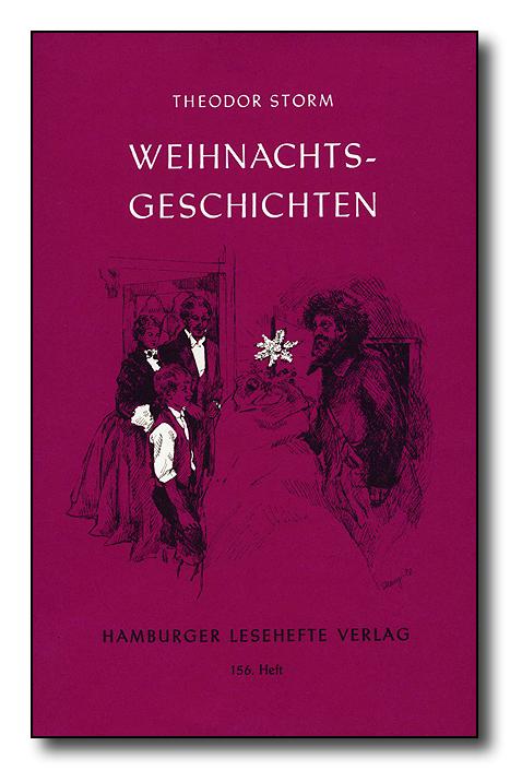 Storm Weihnachtsgedichte.Storm Theodor Weihnachtsgeschichten Verlagsgruppe Husum