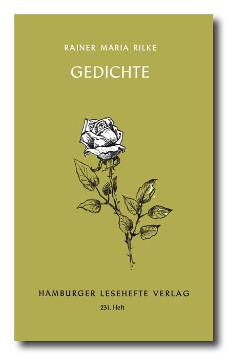 Rilke Rainer Maria Gedichte Verlagsgruppe Husum