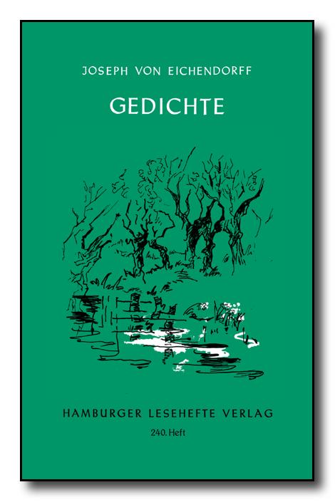 Eichendorff Joseph Freiherr V Gedichte Verlagsgruppe Husum